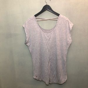 GAIAM Tops - Gaiam Scoop Neck Tee